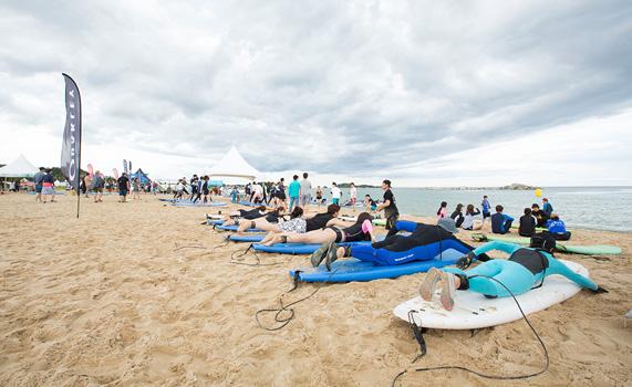 삼포해변축제